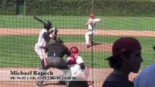 Michael Kopech 08 24 2013 UAAA Weekend Chicago Ill