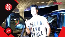 Varun Dhawan is happy with the trailer of 'Dishoom'-Bollywood News #TMT