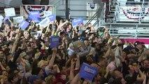 Primaires démocrates: Sanders veut aller jusqu'au bout
