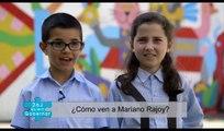 Quiero Gobernar 26J - Mariano Rajoy - Como ven a Mariano Rajoy