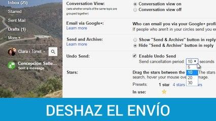 5 trucos de Gmail que ya deberías conocer