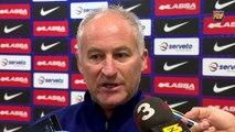FCB Futbol Sala: Marc Carmona y Sergio Lozano, previa Inter Movistar-FCB Lassa [ESP]