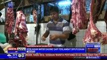 Pemerintah Akui Terlambat Impor Daging Sapi