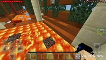 Minecraft PE : Map review (parkour) : the champian - video