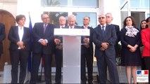 Discours de Claude Bartolone, Président de l'Assemblée nationale, devant la communauté française