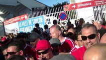 Rugby Top14 RCT Toulon vs Bègles Bordeaux Arrivée Team Toulon and Crabos Stade Mayol Live TV 2016