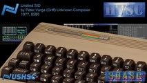 Untitled SID - Péter Varga (Griff) Unknown Composer - (19??) - C64 chiptune