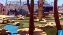 Visite du plus grand paquebot du monde, le Harmony of the Seas