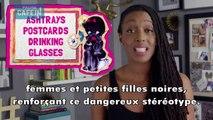 Elle dénonce et explique les stéréotypes sur les femmes noires
