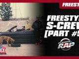 Freestyle [Part #5] du S-Crew (Nekfeu, Framal, Mekra et 2Zer) dans Planète Rap ! #DestinsLiés
