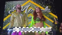 Mike Bennett and Allie (w/ Maria) vs. Ethan Carter III and Gail Kim