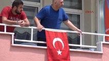 Edirne Şehit Ateşi Edirne'ye Düştü