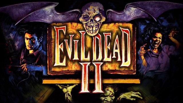 Evil Dead 2: Dead by Dawn / L'Opéra de la terreur 2 (Trailer - Bande annonce OV - VF Movies Version 1987) HD - HQ - 16.9