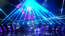 3 Shades of Blue Pop Rock Band Performs AWOLNATION s Sail America s Got Talent 2015