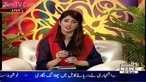 Special Transmission On Waqt News - 8th June 2016