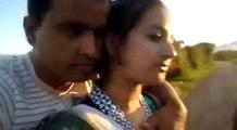 Desi Kissing Scene Between Girl And Man