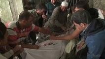 Siria, raid ad Aleppo: almeno 15 morti e decine di feriti