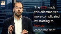 How ECB policies are affecting corporates