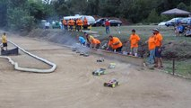 Nitro Buggy A-Main Delaware Ohio RC Off Road Track 8-29-2015