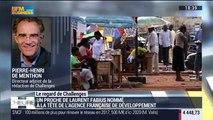Le regard de Challenges: un proche de Laurent Fabius nommé à la tête de l'Agence française de développement veut aider les Français en Afrique - 08/06