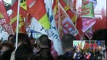 Manifestation et grèves contre la loi travail ROISSY 93