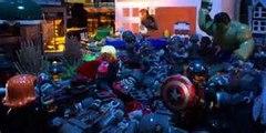 Captain America Civil War Part 3 Stop Motion Film - Vidéo