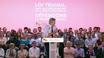 """Intervention de Stéphane Le Foll Le lors du meeting """"Loi Travail : Défendons le progrès social"""" du 8 juin 2016"""