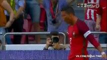 Португалия - Эстония 1_0. Роналду