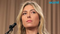 Tennis Federation Suspends Maria Sharapova for Two Years