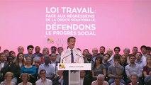 """Intervention de Manuel Valls lors du meeting """"Loi Travail : Défendons le progrès social"""" du 8 juin 2016"""