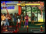 King of fighters Kof 95 combos neo geo