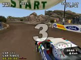 All Cars - V-Rally 2 PSX - #26 Peugeot 405 T16