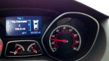 Focus St 0 60 >> Ford Fiesta St Vs Focus St 0 60 Mph Fully Loaded Mashup