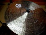 Diril Cymbals Brasil - 20 Ride AD Serie.wmv