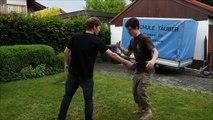 Systema Knife Defense Training