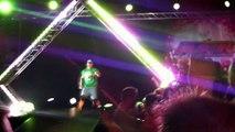 Wresltemania Revenge Tour Stuttgart John Cena Entrance