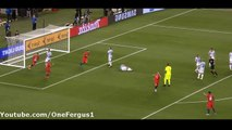 Gol de Jose Pedro Fuenzalida Argentina 2-1 Chile Copa America 2016 Centenario