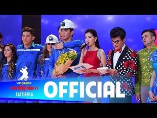 KẾT QUẢ LIVESHOW 1 BƯỚC NHẢY HOÀN VŨ - VIP DANCE 2016 (SEASON 7)