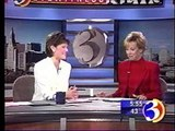 WFSB: Eyewitness News This Morning - Japan's Robot Grand Prix  [1-19-1999]