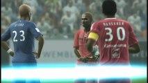 ( PES 2013 ) Paris contre Marseille Episode 1 la suite