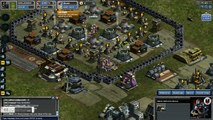 30 lvl 10 cobras vs lvl 28 base with gatling truck lvl 10