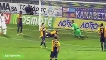 Футбол Лига европы Астерас - Тоттенхэм 1-2