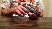 How to break down and clean a Ruger SR 22