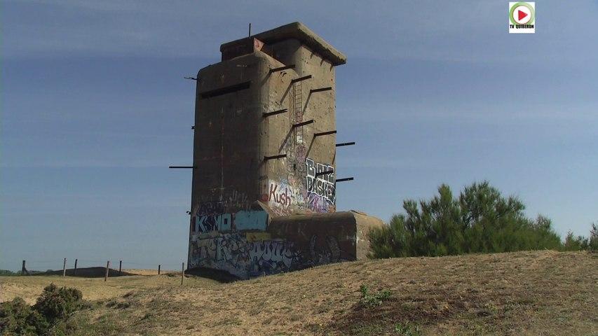 Brittany: The Atlantic Wall Plouharnel - QUIBERON 24 Television