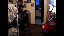 cover drums - paranoid - black sabbath  10 años