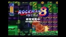 Rockman 8: Metal Heroes (Playstation/Sega Saturn) - Commercials