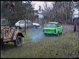 4x4 vs Voiture Russe