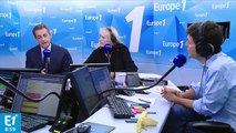Nicolas Sarkozy veut revenir dans la matinale d'Europe 1... pour Nicolas Canteloup !