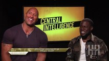 Kevin Hart and Dwayne Johnson Play 'Black Card Revoked'