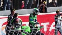 24 Heures Motos au Mans - L'arrivée & Podium - 22 Septembre 2013